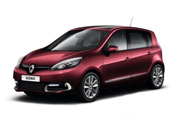 Renault Scenic III (JZ) Facelift MPV