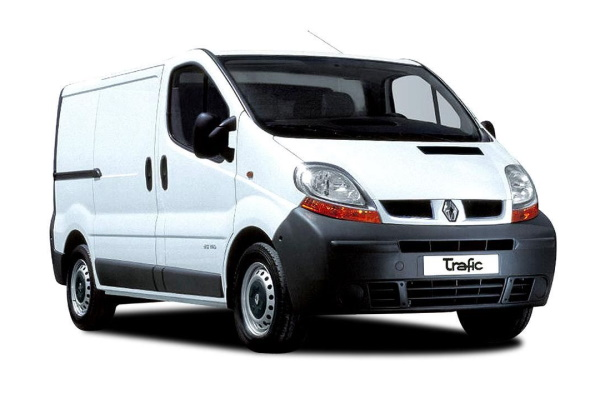 Renault Trafic wheels and tires specs icon