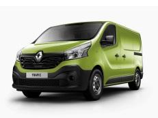 roues et icone de spécifications de pneus pour Renault Trafic