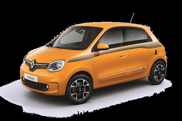 Renault Twingo III (BCM) Facelift Hatchback