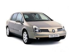 Renault Vel Satis Räder- und Reifenspezifikationensymbol