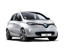 Renault ZOE wheels and tires specs icon
