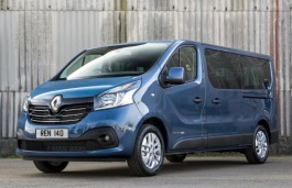 Renault Trafic - Specs of wheel sizes, tires, PCD, Offset and Rims - Wheel-Size.com