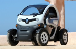 Renault Twizy I Coupe