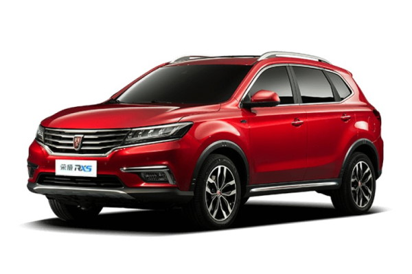 Roewe RX5 wheels and tires specs icon