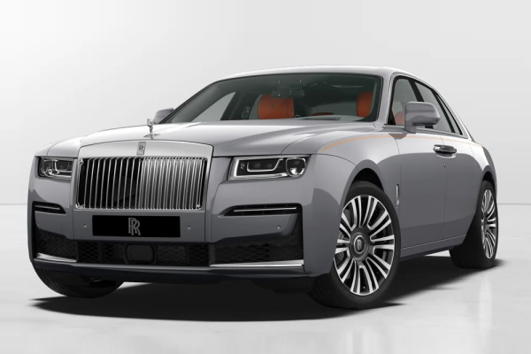 Rolls-Royce Ghost II Saloon