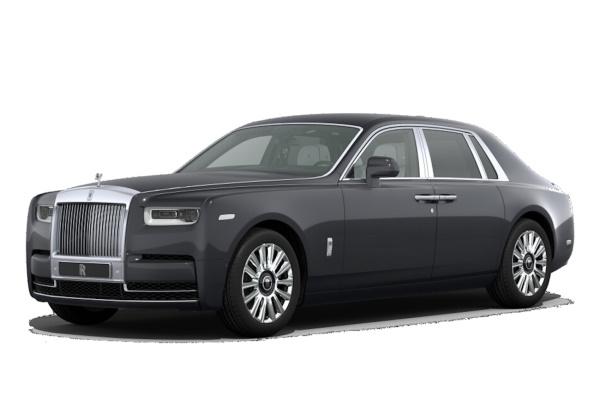 Rolls-Royce Phantom VIII Saloon