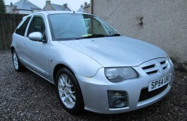Rover 25 Restyling Hatchback