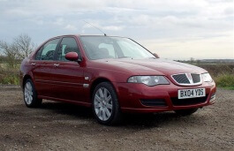 Rover 45 Restyling Hatchback