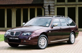 Rover 75 wheels and tires specs icon