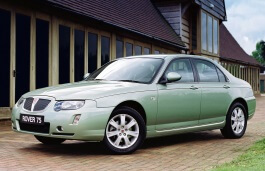 Rover 75 Restyling Saloon
