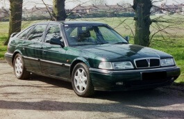Rover 800 Restyling Fastback