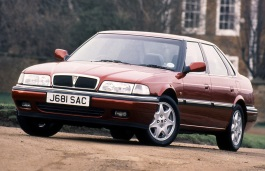 Rover 800 Restyling Saloon
