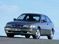 Saab 9-3 YS3D Coupe