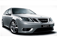 Saab 9-3 YS3F F\L Estate