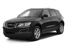 Saab 9-4x l Closed Off-Road Vehicle