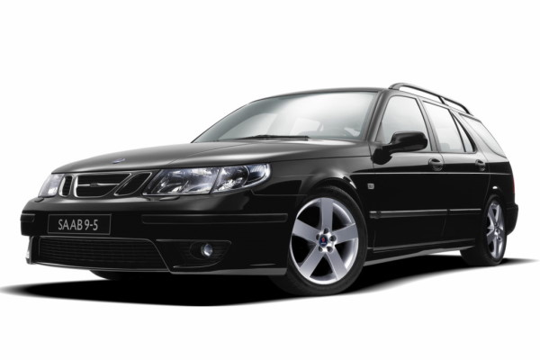 Saab 9-5 YS3E Estate