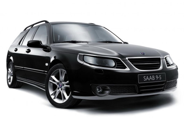 Saab 9-5 YS3E Facelift Estate