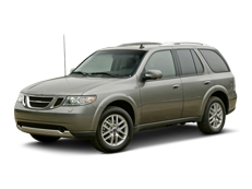 Saab 9-7x l Closed Off-Road Vehicle