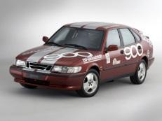 Saab 900 Räder- und Reifenspezifikationensymbol