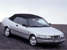 Saab 900 II Convertible
