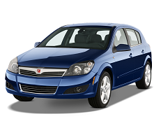 Saturn Astra wheels and tires specs icon