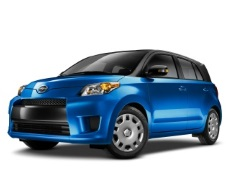 Scion xD wheels and tires specs icon