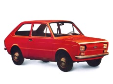 opony do Seat 133 I [1974 .. 1982] [EUDM] Hatchback, 3d