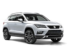 Seat Ateca wheels and tires specs icon