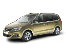 Seat Alhambra wheels and tires specs icon