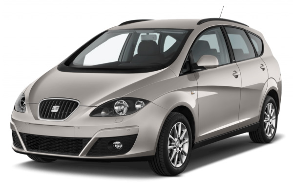 Seat Altea XL wheels and tires specs icon