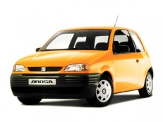 opony do Seat Arosa 6H [1997 .. 2000] [EUDM] Hatchback, 3d
