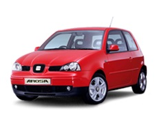 opony do Seat Arosa 6H facelift [2000 .. 2004] [EUDM] Hatchback, 3d