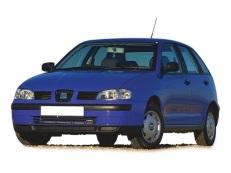 Seat Ibiza Räder- und Reifenspezifikationensymbol