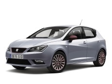 Seat Ibiza wheels and tires specs icon