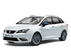 Seat Ibiza 6J Facelift Estate