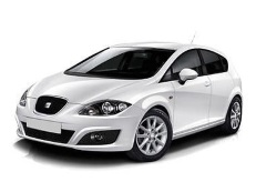 Seat Leon wheels and tires specs icon