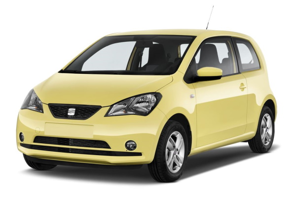 Seat Mii wheels and tires specs icon