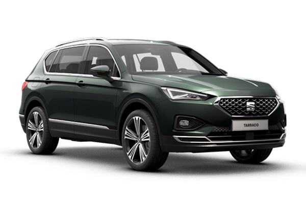 Seat Tarraco wheels and tires specs icon