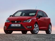 Seat Ibiza 6J Coupe