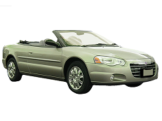 Chrysler Sebring JR/ST Convertible
