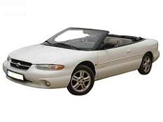 Chrysler Sebring FJ/JX Convertible