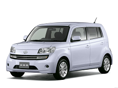 Daihatsu Coo wheels and tires specs icon
