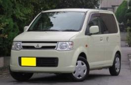 Mitsubishi eK Wagon II Hatchback