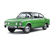 Skoda 100 Series 100/110 Coupe
