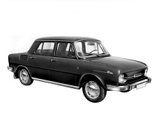 Skoda 100 Series 100/110 Saloon