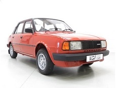 Skoda 100 Series 105/120 Saloon