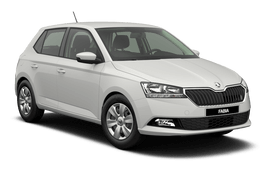 Skoda Fabia wheels and tires specs icon