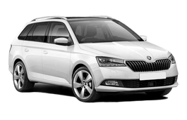 Skoda Fabia NJ Facelift Estate