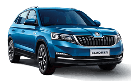 Skoda Kamiq wheels and tires specs icon